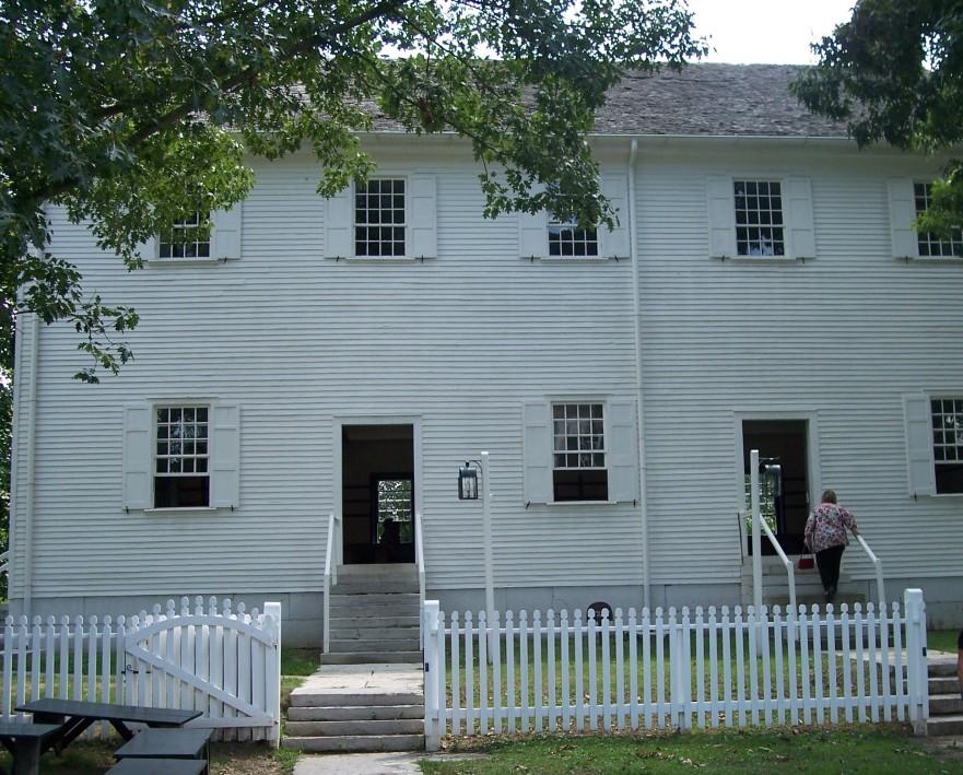 Shaker Meeting House