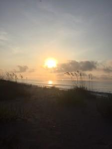 ocean sunrise 2