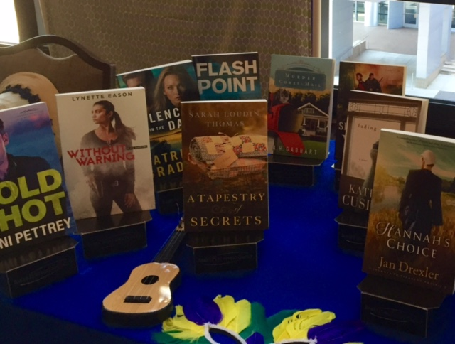 ACFW Book Display