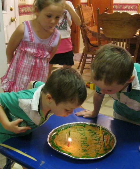 twins' birthday